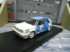 VW Golf II G60 Rallye #1 Weber Feltz TESTCAR TEST 1990 NEO Resin 1:43