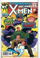 FLASHBACK UNCANNY X-MEN Minus 1 Marvel Comic Book
