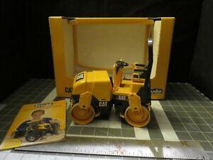 Bruder #02434 1:16 Scale Cat Asphalt Drum Compactor NOS
