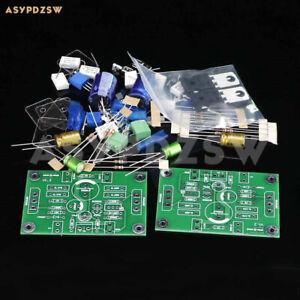 2 PCS PASS ACA Stereo 5W Single-Ended Class A FET+MOS power amplifier DIY kit