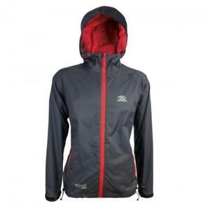 Highlander Stow & Go Waterproof Jacket