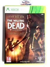 Walking Dead Xbox 360 Nuevo Precintado Videojuego Retro Sealed Brand New PAL/SPA