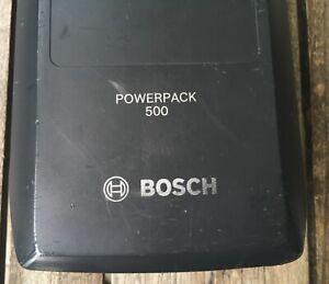 Bosch Powerpack 500 Gepäckträger Performance Line Akku 36V 500 Wh Defekt