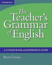 The Teacher's Grammar of English with Answers: A Course Book and Reference Guid