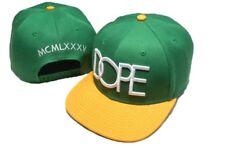 Snapback Cap grün gelb Dope Last kings Blogger Vintage Tyga YMCMB OVOXO Kappe