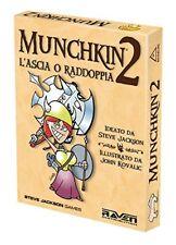 Munchkin 2 L'ascia o raddoppia espansione Raven Kovalic numero 2