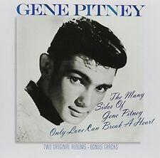 Gene Pitney - Many Sides of Gene Pitney/Only Love Can Break [New CD] Holland - I