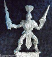 1990 Dark Elf MM73/5 D Marauder Assassin Shadowblade Drow Warhammer Army AD&D GW