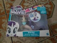 My Little Pony The Movie Rarity Sea Pony Dated 2017 - NEW