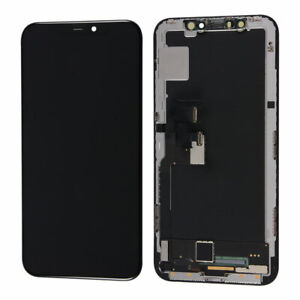 US TFT LCD Display Touch Screen Assembly Replacement For iPhone X 10 5.8'' Black