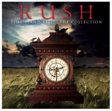 Rush -  Time Stand Still: The Collection (CD) • Neil Peart, Greatest Hits, Best