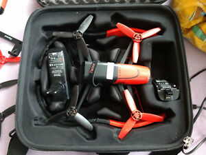 Parrot Bebop Drohne mit Skycontroller