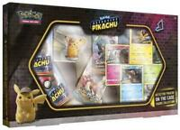 Pokémon TCG - Detective Pikachu: On the Case Figure Collection (Factory Sealed)