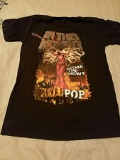 Halestorm In this Moment Hell Pop 2016 Concert Tour Shirt Small Original