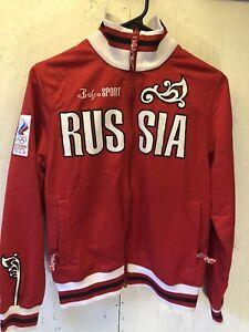 Russia Bosco Sport 2014 Sochi Jacket Russia  MEDIUM