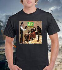 Hot Steel Pulse Reggae Band Men/'s Black T-Shirt Size S-3XL