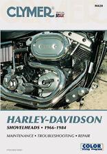CLYMER 1983-1984 Harley-Davidson FLHTC Electra Glide Classic REPAIR MANUAL M420