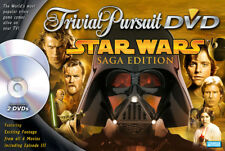 Star Wars Trivial Pursuit Saga Edition DVD Board Game 2005 Replacement Parts