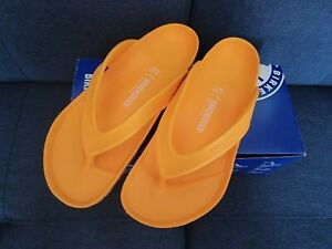 Birkenstock Honolulu EVA Sandals Size 41 in Zinnia