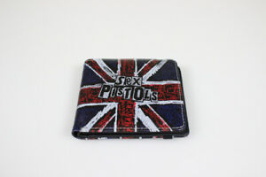 Rocksax Sex Pistols Union Jack Wallet Purse
