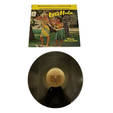 "The Maile Serenaders ‎– Let's Hula 12"" 33 RPM LP Vinyl Record VG #8"