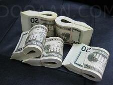 Realistic Prop Money Fake $20 Bills Folded Bundle for Movies Video Looks $2,000