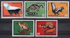 6018 Bulgaria 1985 Predators *Mnh