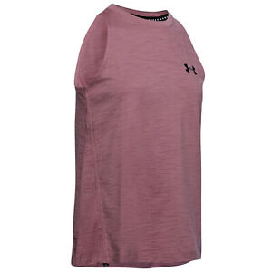 Under Armour Womens Charged Cotton Tank Top Training Vest 1351748 662