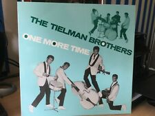 Tielman Brothers-One more time. Very rare indorock Dutch Group. Highly collectib