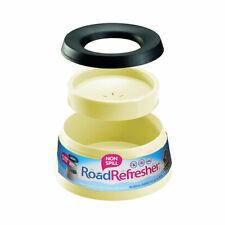 Road Refresher No Spill Dog Bowl, Small Cream, Premium Service, Fast Dispatch