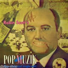 "7"" ROBIN SCOTT ""M"" Pop Muzik BEN LIEBRAND Remix / Originalversion INDISC 1989"