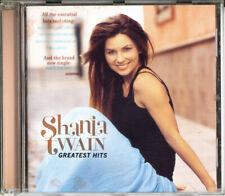 Shania Twain - Greatest Hits CD NEW/SEALED