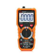 Multimeter PM18C True RMS Profi DMM Peakmeter   6000 Counts  NCV  Lichtquelle