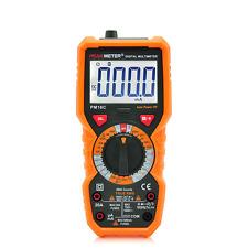 Multimeter PM18C Peakmeter Profi DMM True RMS 6000 Counts  NCV  Lichtquelle