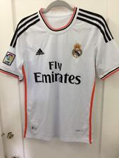 Small Adidas ClimaCool Real Madrid Fly Emirates Soccer Football Jersey Ronaldo