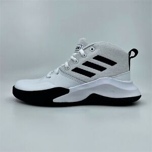 Adidas Basketball Shoes Size UK 10 11 11.5 12 Kids 🏀 GENUINE OWNTHEGAME™ WIDE