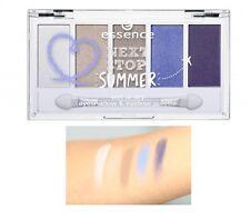 """ESSENCE LE """"next stop: summer"""" wet or dry eyeshadow & eyeliner palette OVP"""