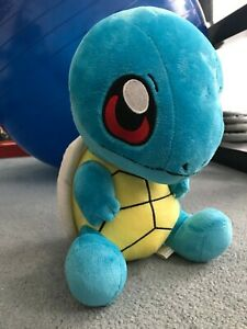 Pokemon Plush toy - SQUIRTLE - Standing Soft toy kids gift