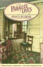 Parallel Lives: Five Victorian Marriages (Paperback or Softback)