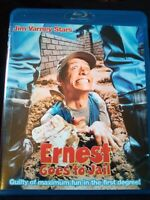 Ernest Goes to Jail (Blu-ray Disc, 2011)