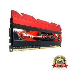 G.Skill TridentX DDR3 2400MHz 8GB (2x 4GB) CL10 (10-12-12-31) Dual Channel kit