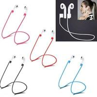 Applicable Airpods Anti-lost Rope Silicone Lanyard Earphone String Line