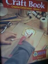 Craft Book #2 Creative Conservation -RRFB Nova Scotia-Uses Foam/Cardboard/Old Cl