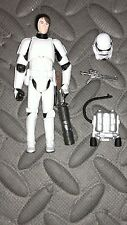 Star Wars Loose Figure Stormtrooper Removable Helmet Cantina Spacetrooper