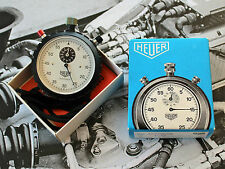 NOS VINTAGE HEUER CLUB MASTER STOPWATCH STOPPUHR RALLY RACE HEUER MONTE CARLO