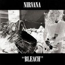 NIRVANA BLEACH NEW SEALED VINYL LP REISSUE & MP3 IN STOCK SUB POP REMASTERED