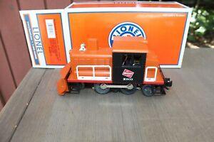 Lionel #28413 Milwaukee Road Snowplow Motorized Unit