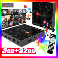 DDR4 3+32GB Beelink GT1 Ultimate Android 6.0 S912 H.265 Octa Core TV BOX 2* WIFI