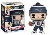 NFL New England Patriots Funko POP! Sports Tom Brady Vinyl Figure #59