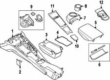cbe09abff292 Genuine OEM Interior Parts for Porsche Panamera